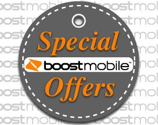 Boost and Virgin Special Offers!